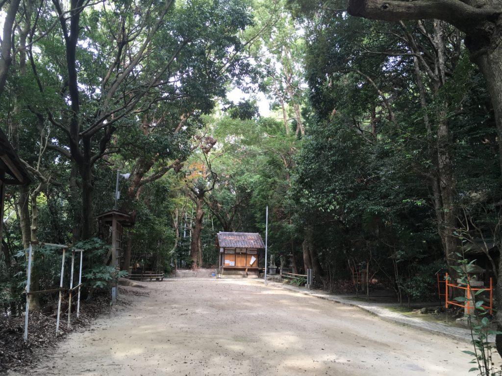彼方春日神社