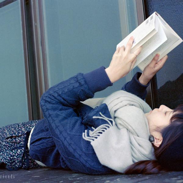 写真表現「読書」